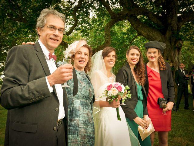 Le mariage de Victor et Isabelle à Tréguier, Côtes d'Armor 92