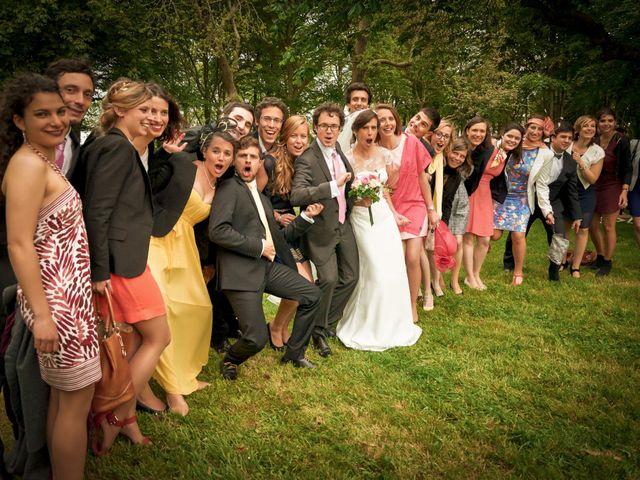 Le mariage de Victor et Isabelle à Tréguier, Côtes d'Armor 96
