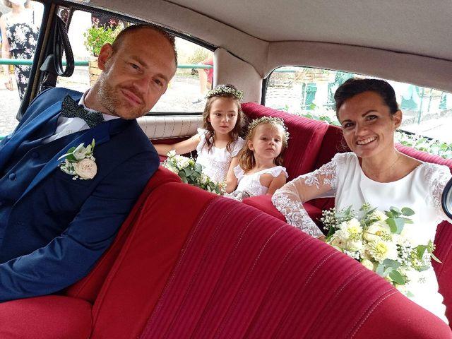 Le mariage de Joffrey et Elodie à Beylongue, Landes 1