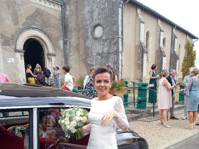 Le mariage de Joffrey et Elodie à Beylongue, Landes 2