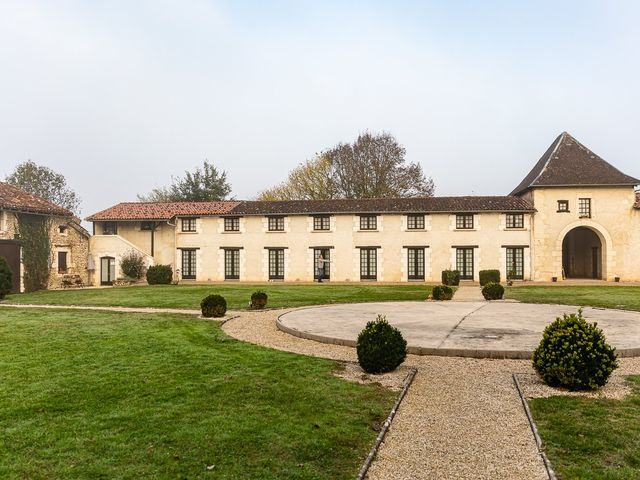 Le mariage de Rémi et Laura à Périgueux, Dordogne 1