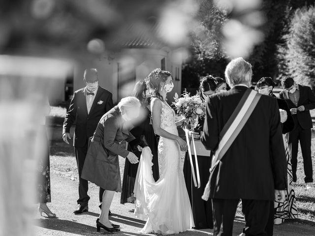 Le mariage de Rémi et Laura à Périgueux, Dordogne 33