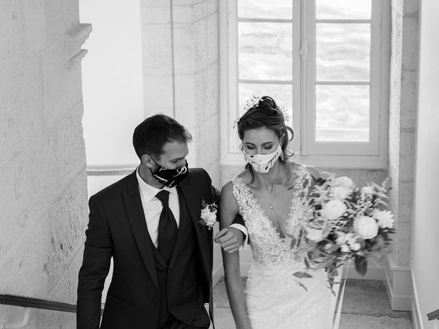 Le mariage de Rémi et Laura à Périgueux, Dordogne 35