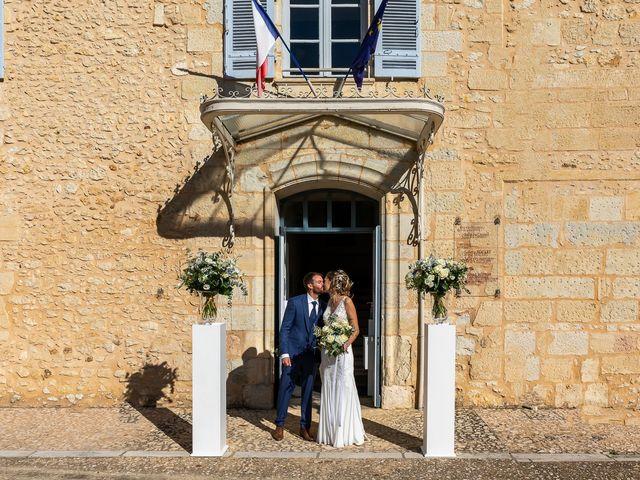 Le mariage de Rémi et Laura à Périgueux, Dordogne 37