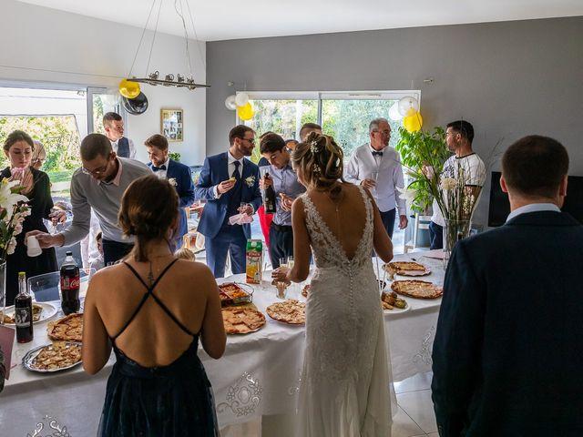 Le mariage de Rémi et Laura à Périgueux, Dordogne 42