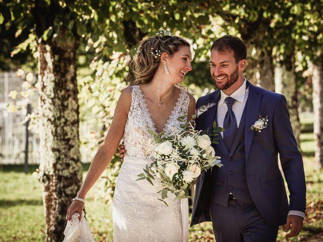 Le mariage de Rémi et Laura à Périgueux, Dordogne 62