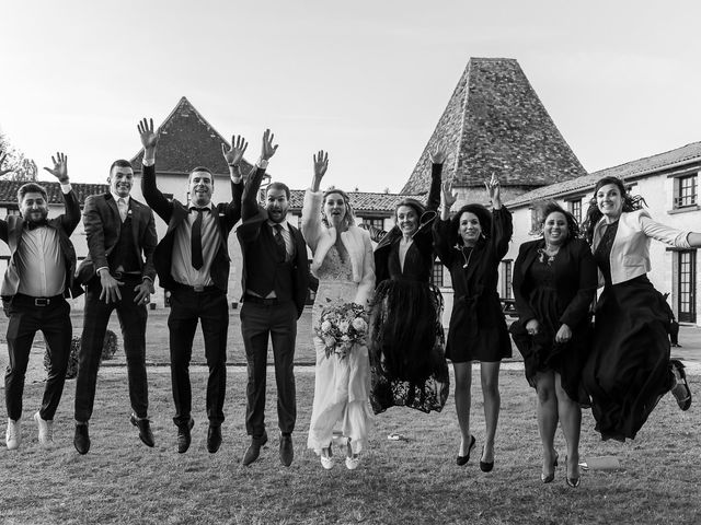 Le mariage de Rémi et Laura à Périgueux, Dordogne 71