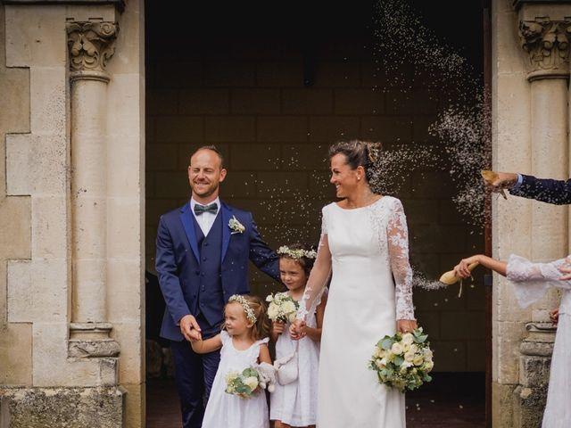 Le mariage de Joffrey et Elodie à Beylongue, Landes 7