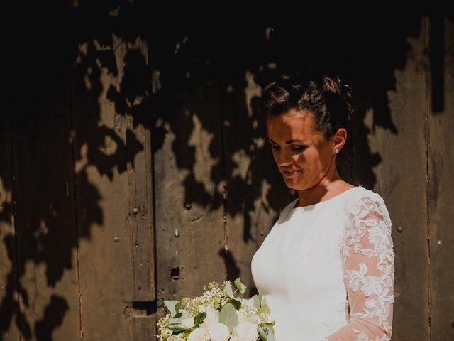 Le mariage de Joffrey et Elodie à Beylongue, Landes 10