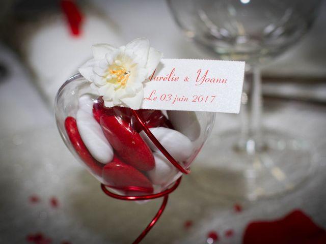 Le mariage de Yoann et Aurélie à Beaucroissant, Isère 4