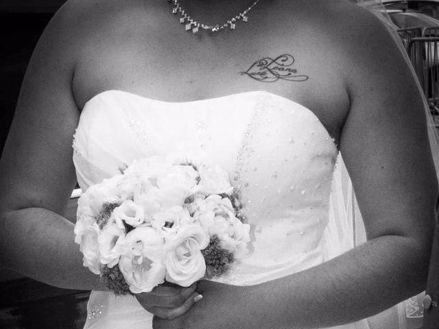 Le mariage de Yoann et Aurélie à Beaucroissant, Isère 10