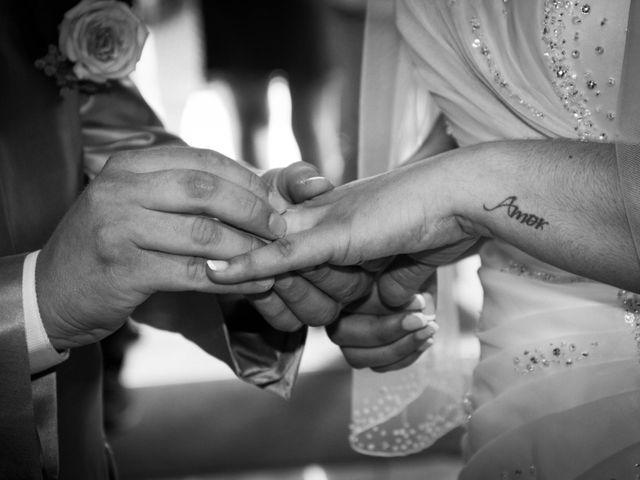 Le mariage de Yoann et Aurélie à Beaucroissant, Isère 1