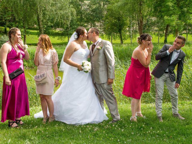 Le mariage de Yoann et Aurélie à Beaucroissant, Isère 2