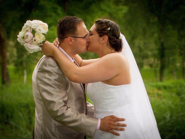Le mariage de Yoann et Aurélie à Beaucroissant, Isère 15