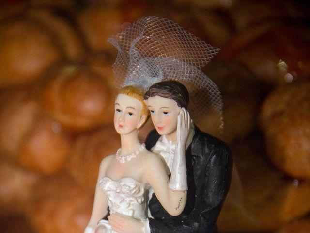 Le mariage de Yoann et Aurélie à Beaucroissant, Isère 25