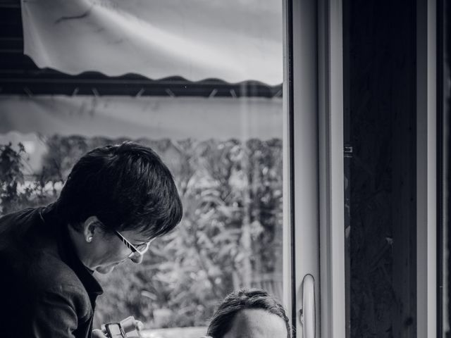 Le mariage de Julien et Lucie à Anetz, Loire Atlantique 44