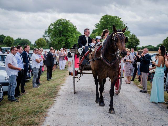 Le mariage de Julien et Lucie à Anetz, Loire Atlantique 71