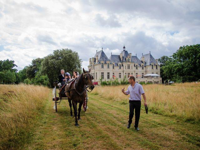 Le mariage de Julien et Lucie à Anetz, Loire Atlantique 79