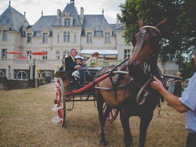 Le mariage de Julien et Lucie à Anetz, Loire Atlantique 85