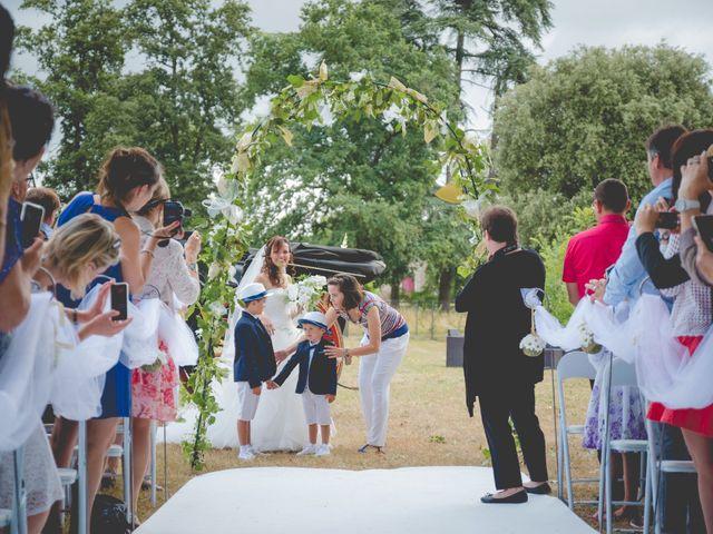 Le mariage de Julien et Lucie à Anetz, Loire Atlantique 89