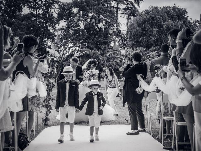 Le mariage de Julien et Lucie à Anetz, Loire Atlantique 90
