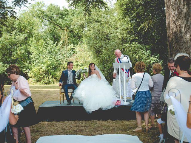 Le mariage de Julien et Lucie à Anetz, Loire Atlantique 93