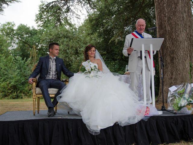 Le mariage de Julien et Lucie à Anetz, Loire Atlantique 97