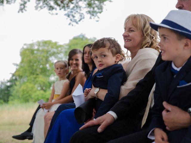 Le mariage de Julien et Lucie à Anetz, Loire Atlantique 100