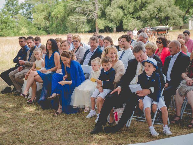 Le mariage de Julien et Lucie à Anetz, Loire Atlantique 104