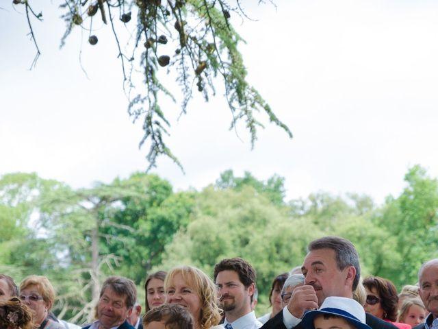Le mariage de Julien et Lucie à Anetz, Loire Atlantique 106