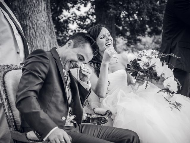 Le mariage de Julien et Lucie à Anetz, Loire Atlantique 1