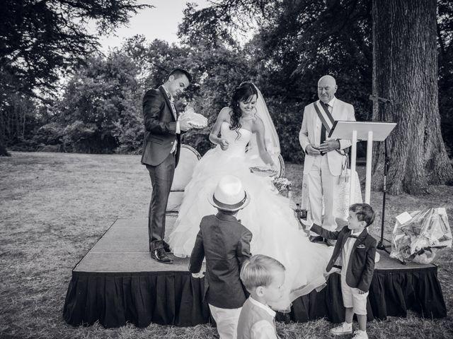 Le mariage de Julien et Lucie à Anetz, Loire Atlantique 122