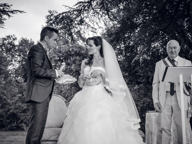 Le mariage de Julien et Lucie à Anetz, Loire Atlantique 123