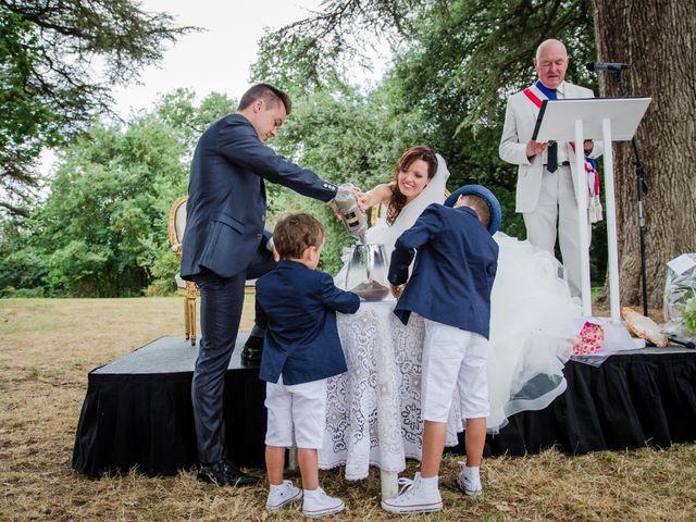 Le mariage de Julien et Lucie à Anetz, Loire Atlantique 129