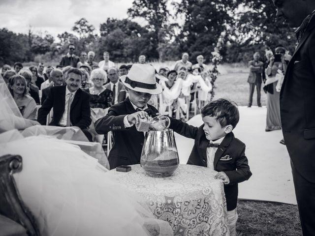 Le mariage de Julien et Lucie à Anetz, Loire Atlantique 131