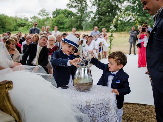 Le mariage de Julien et Lucie à Anetz, Loire Atlantique 132