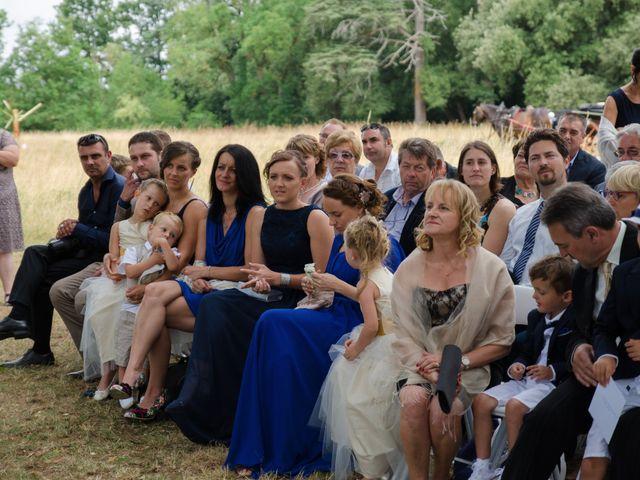 Le mariage de Julien et Lucie à Anetz, Loire Atlantique 136