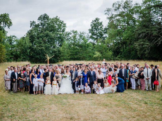 Le mariage de Julien et Lucie à Anetz, Loire Atlantique 148