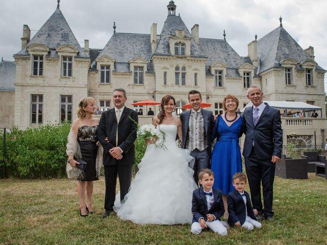 Le mariage de Julien et Lucie à Anetz, Loire Atlantique 149