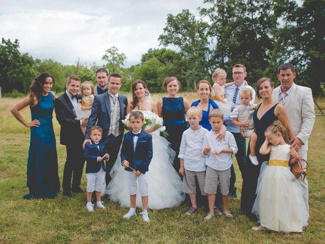 Le mariage de Julien et Lucie à Anetz, Loire Atlantique 152