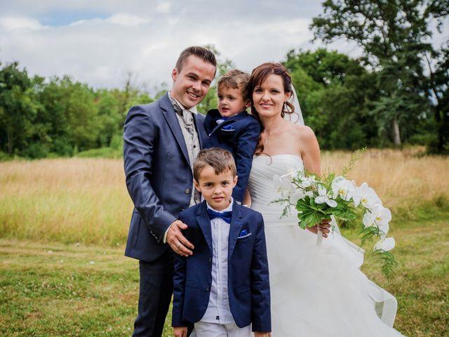 Le mariage de Julien et Lucie à Anetz, Loire Atlantique 153