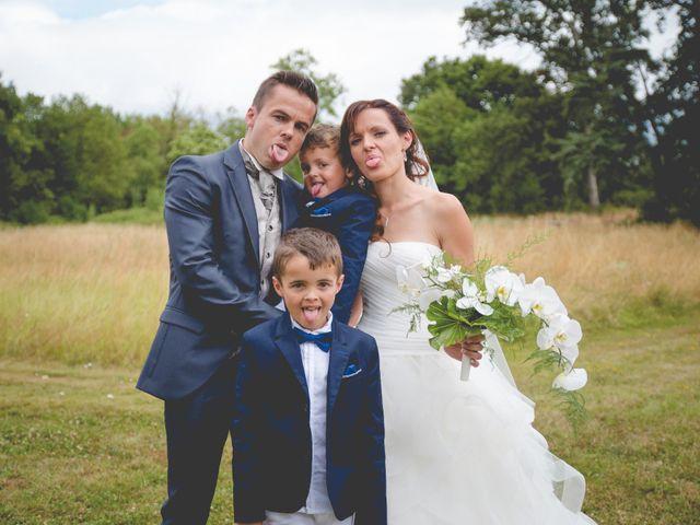 Le mariage de Julien et Lucie à Anetz, Loire Atlantique 154