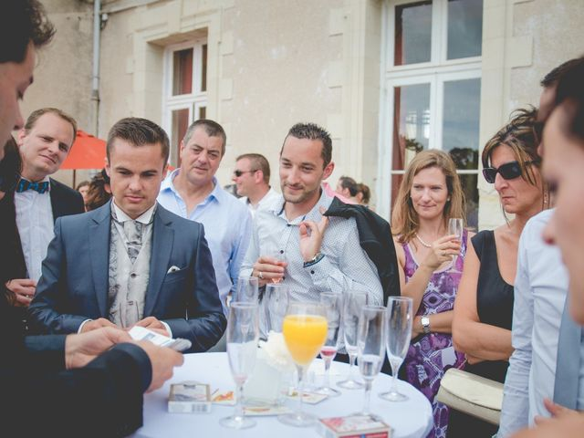 Le mariage de Julien et Lucie à Anetz, Loire Atlantique 242