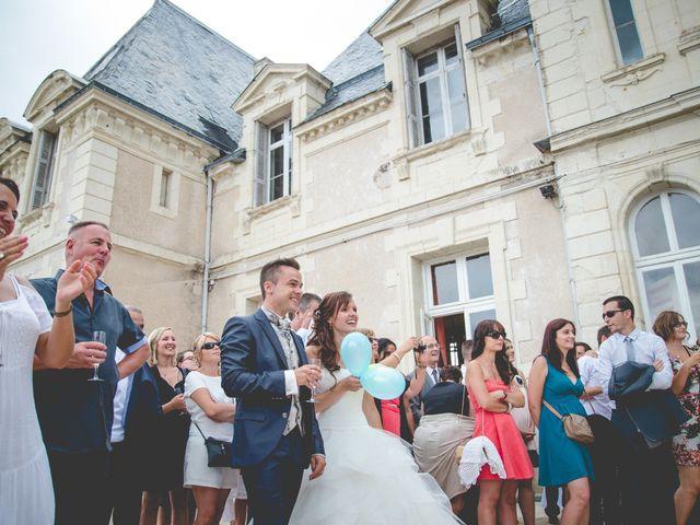 Le mariage de Julien et Lucie à Anetz, Loire Atlantique 252