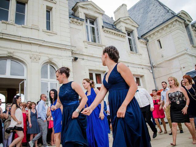 Le mariage de Julien et Lucie à Anetz, Loire Atlantique 254