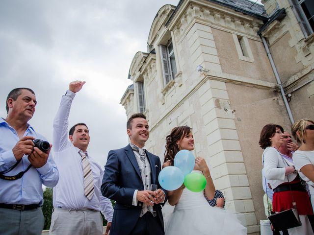 Le mariage de Julien et Lucie à Anetz, Loire Atlantique 260