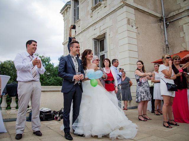 Le mariage de Julien et Lucie à Anetz, Loire Atlantique 264