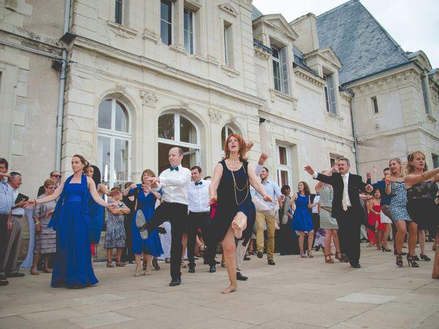 Le mariage de Julien et Lucie à Anetz, Loire Atlantique 265