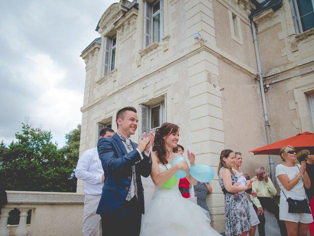 Le mariage de Julien et Lucie à Anetz, Loire Atlantique 267