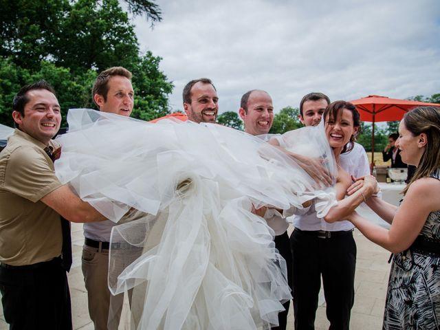 Le mariage de Julien et Lucie à Anetz, Loire Atlantique 270